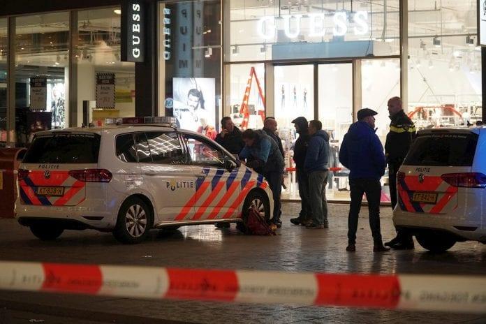 La Haya atentado