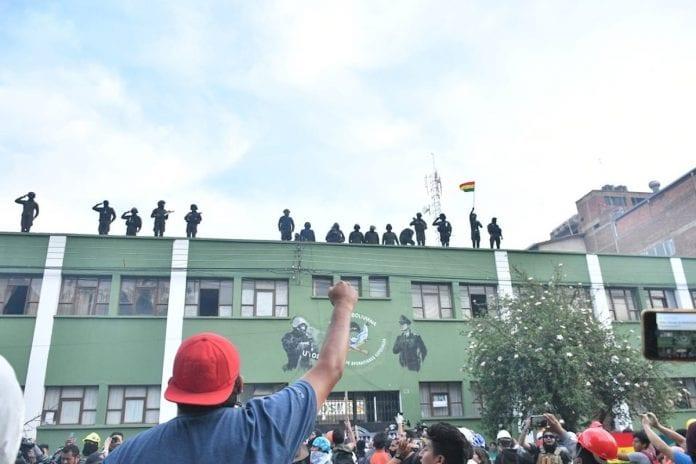 OEA recomienda repetir las elecciones en Bolivia
