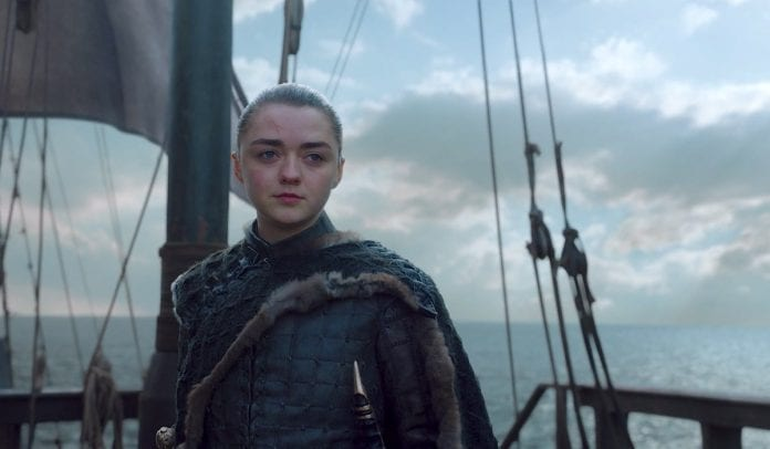 Arya Stark final