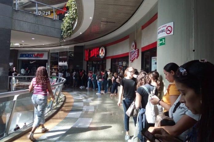 Black Friday en Caracas