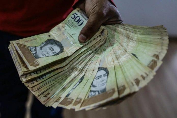 Bolívares, reconversión monetaria