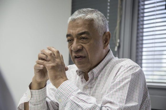 Claudio Fermín, Mesa de negociación nacional, elecciones parlamentarias, elecciones parlamentarias