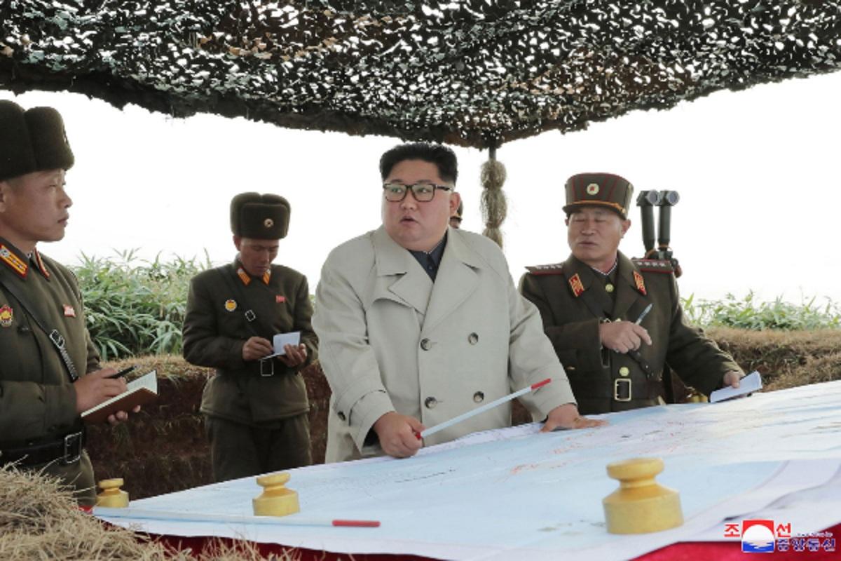 Corea del Norte confirma lanzamiento exitoso de misiles