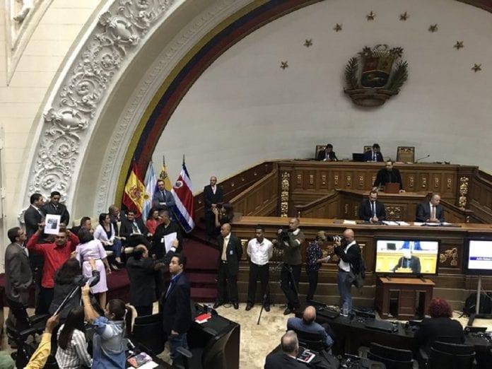 parlamentarios españoles