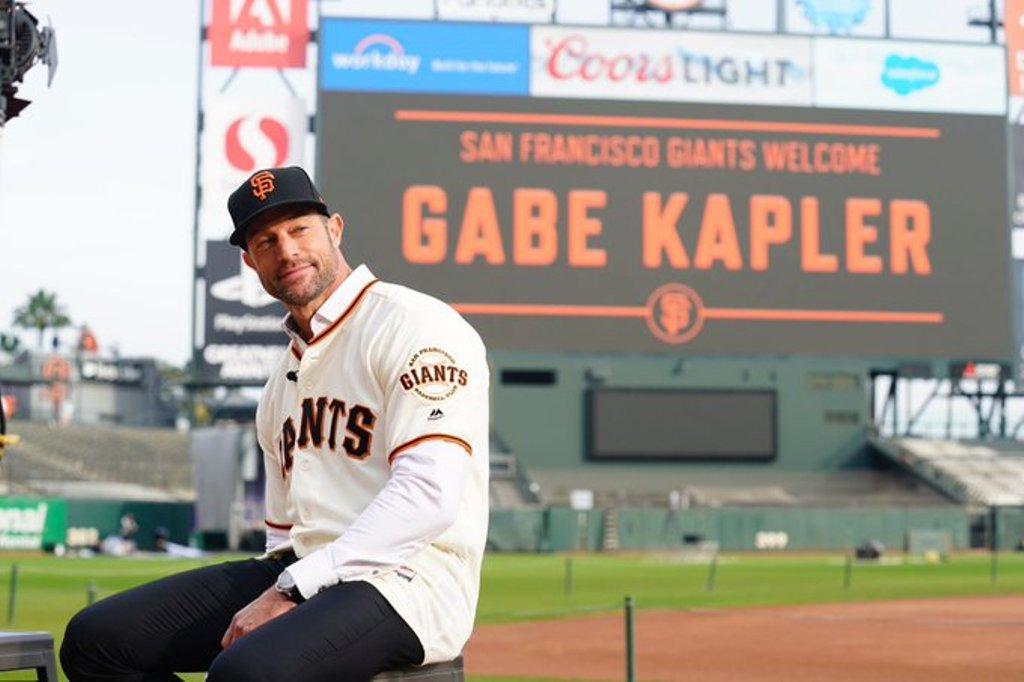 Gabe Kapler es el nuevo manager de los Gigantes de San Francisco - El Nacional