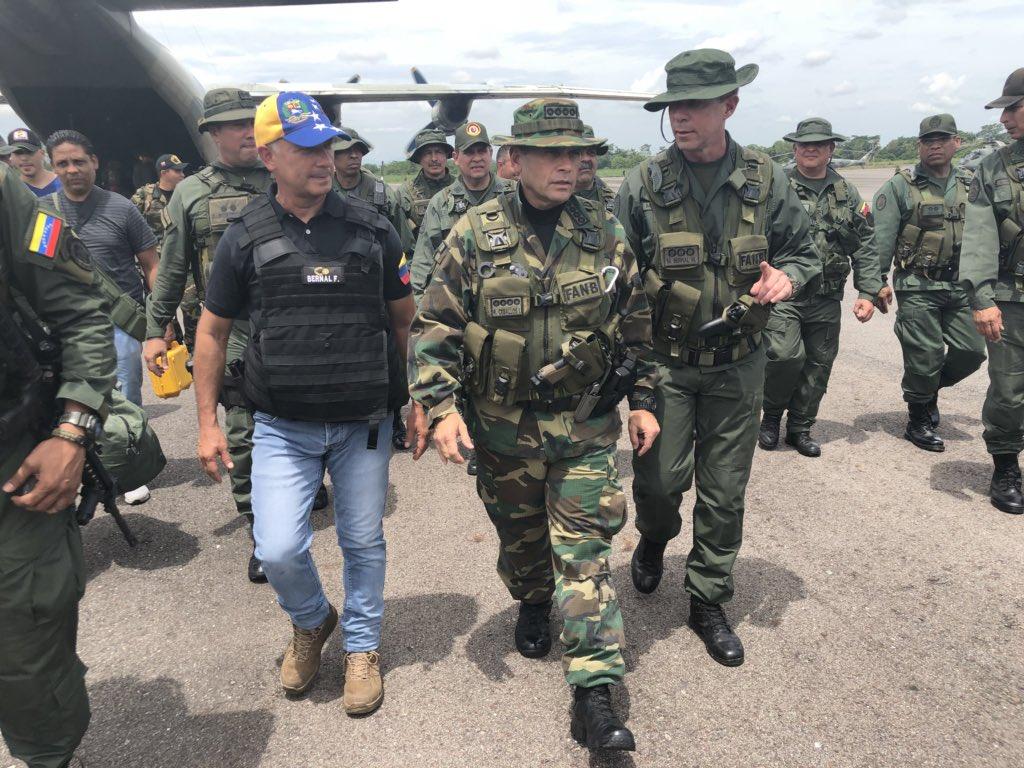 Freddy Bernal: Por esta frontera no ingresará el enemigo - El Nacional