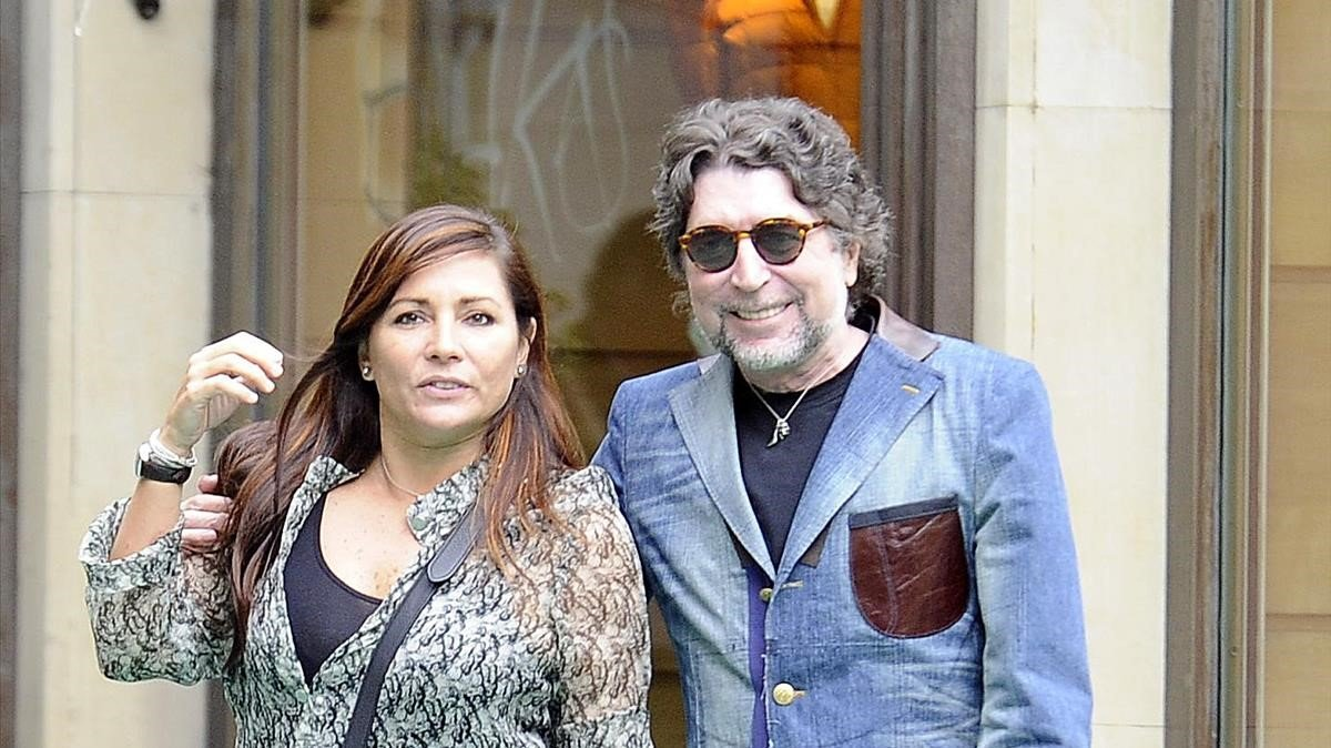Joaquín Sabina le pide matrimonio a su musa Jimena Coronado