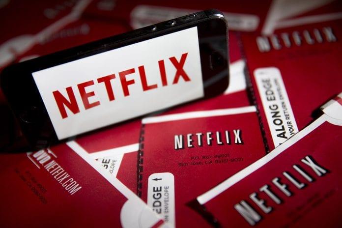 Datos de Netflix