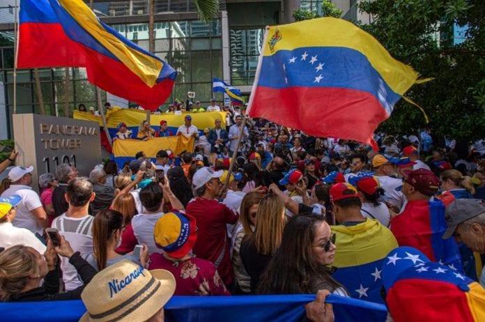 Ecuador Maduro en