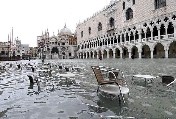Patrimonio cultural Venecia