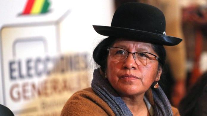 María Eugenia Choque Quispe