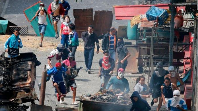 Anzoátegui lideró las protestas el mes pasado con 148 de las 1.739 reportadas en todo el país