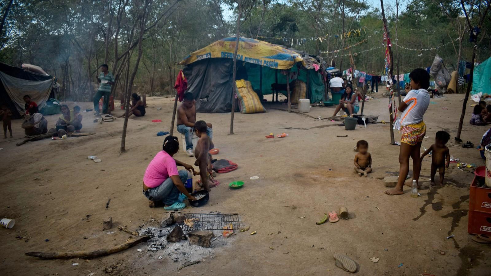 Pueblos Yukpas en la Sierra de Perijá se enfrentan al paludismo y a la crisis - El Nacional