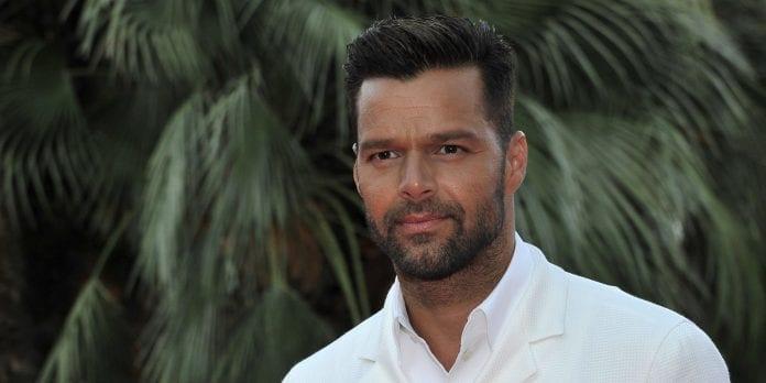Ricky Martin los latinos
