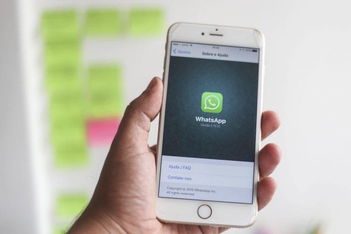 WhatsApp participación grupos