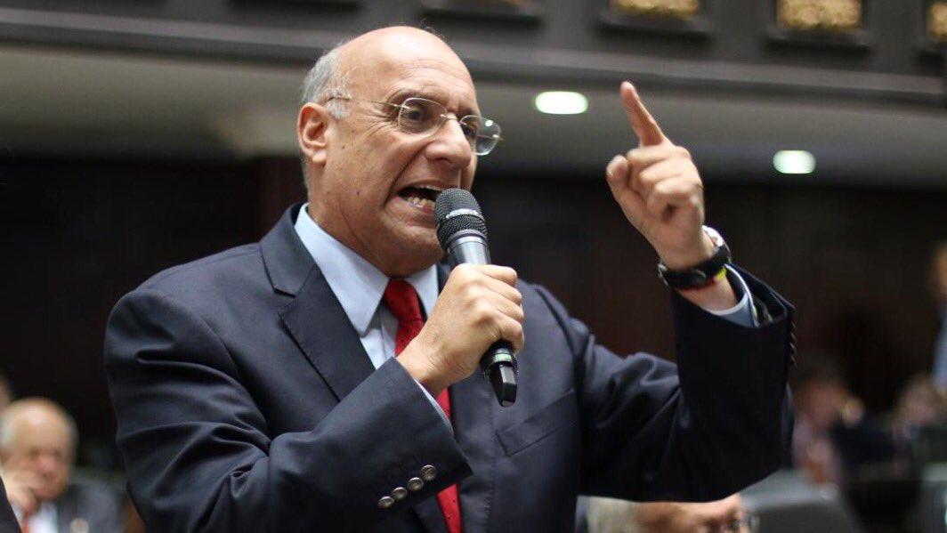 Diputado Dávila: Maduro favorece a grupos irregulares en la frontera - El Nacional