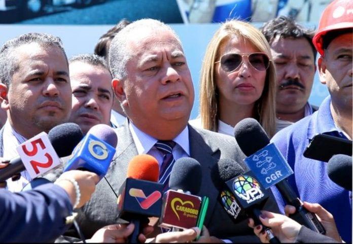 Elvis Amoroso Rafael Ramírez diputados