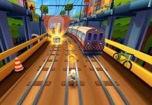Los videojuegos Subway Surfer