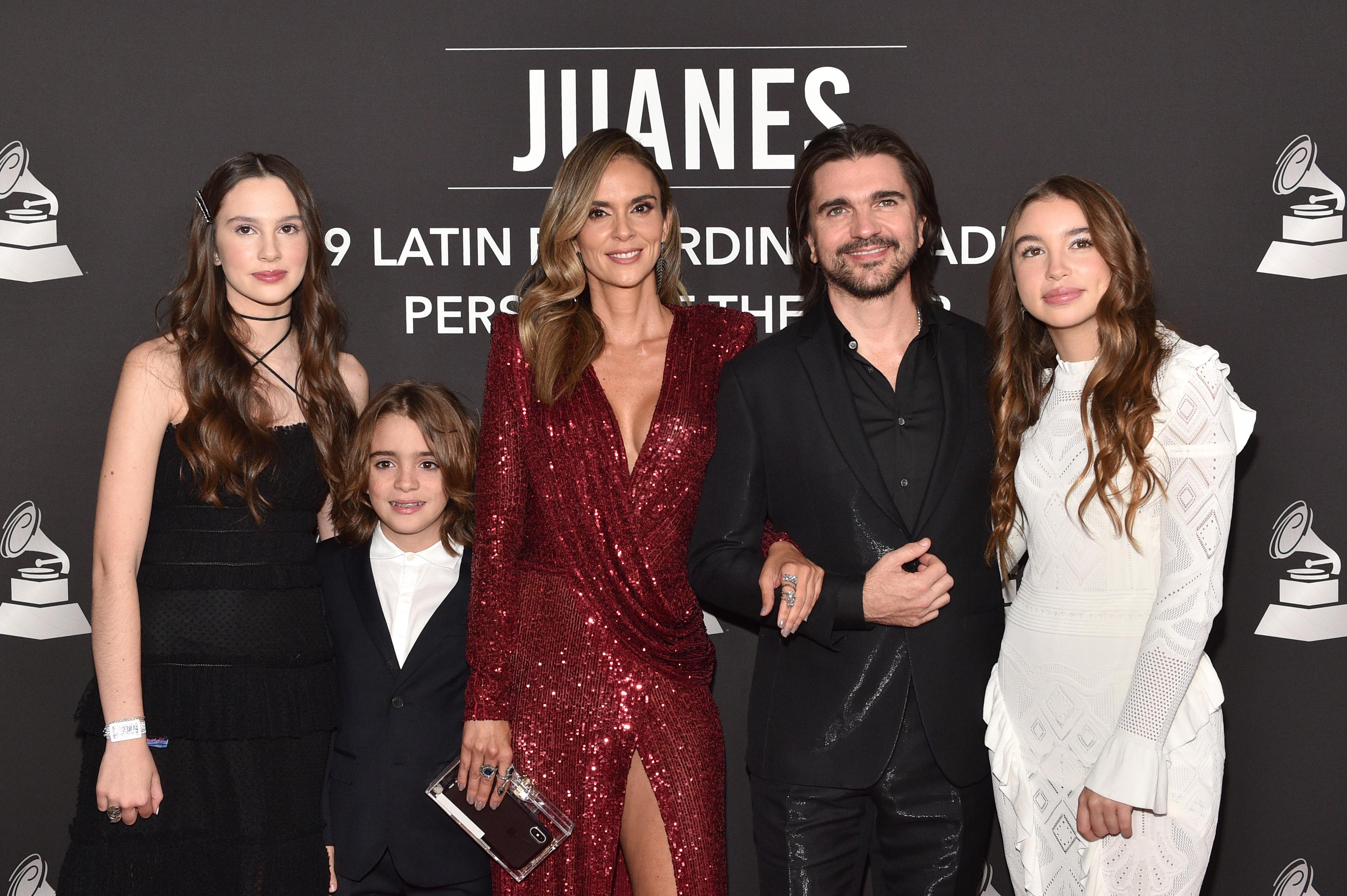 Juanes se emocionó al escuchar a Rosalia interpretar uno de sus clásicos
