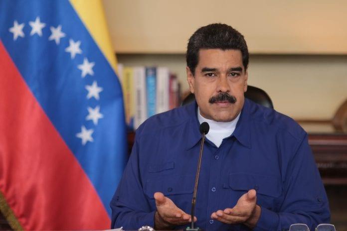 Maduro Bolivia