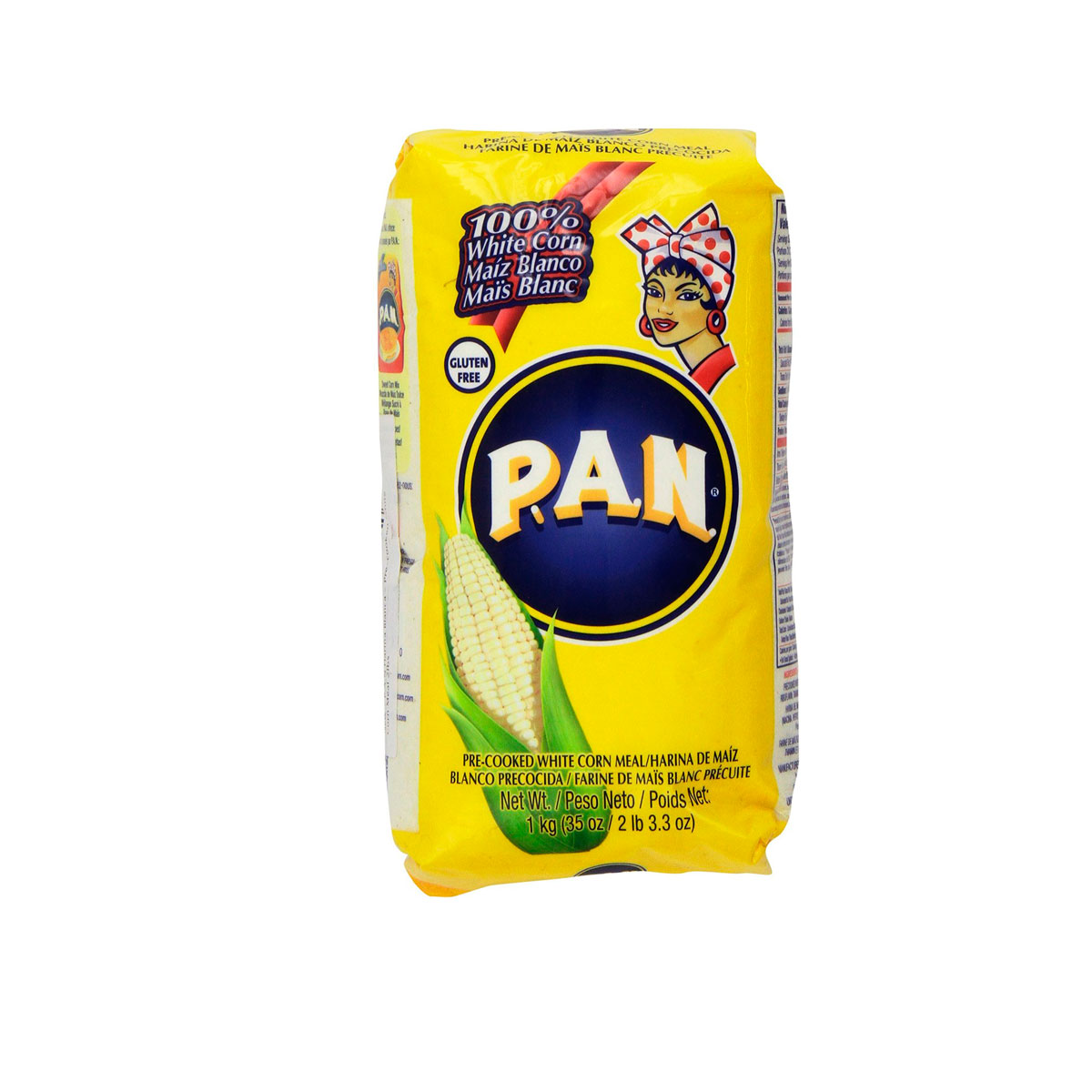 Retiro preventivo de la Harina PAN en Argentina