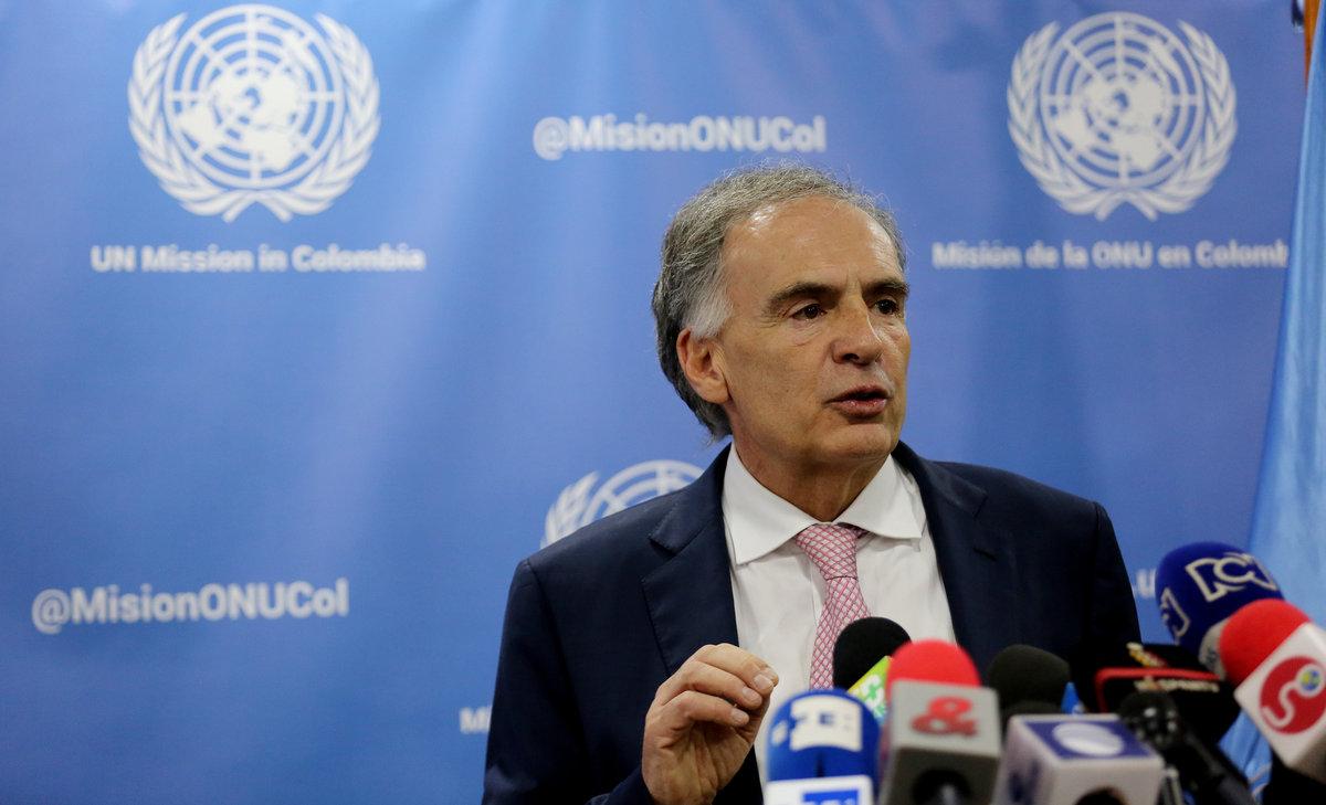 Secretario general de ONU designa enviado personal para Bolivia