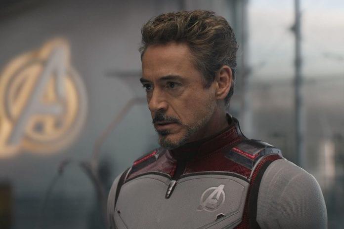 La película Avengers Endgame