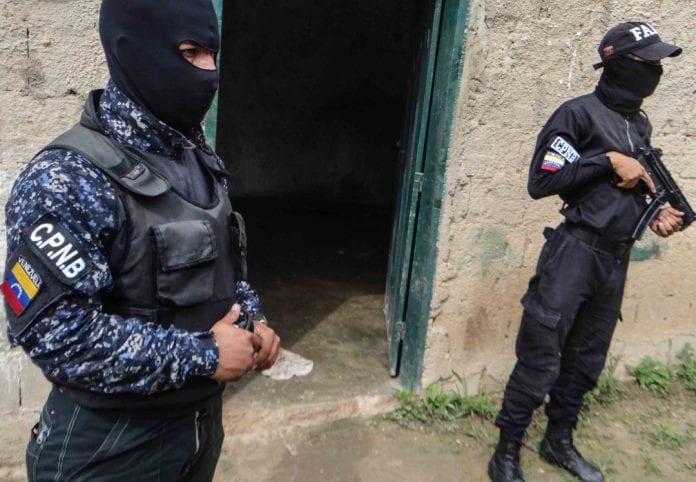 5 detenidos por robo de 9 toneladas de material estratégico en Táchira