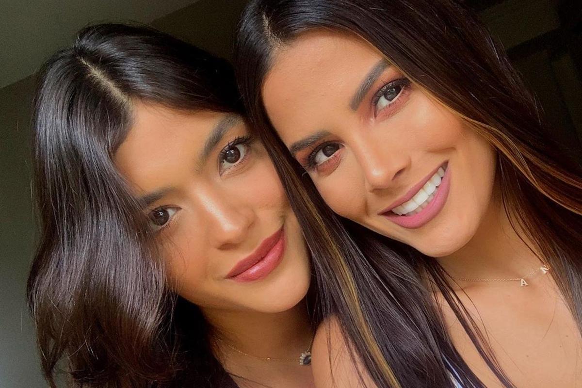 Ana Fois y Marielbys Contreras