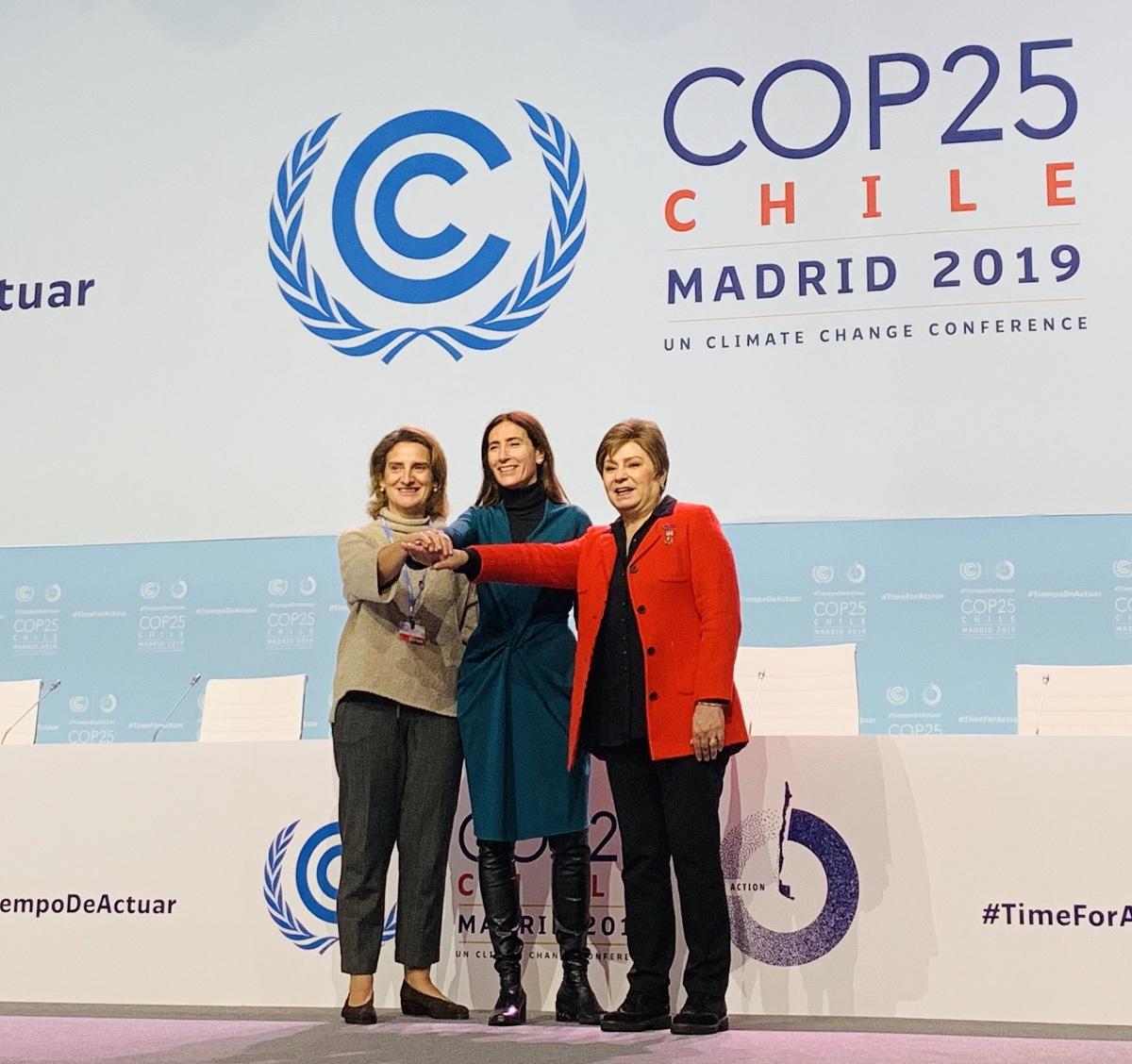 Piñera envió mensaje grabado a inauguración de la COP25: Denunció