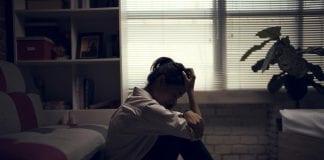 a la depresión