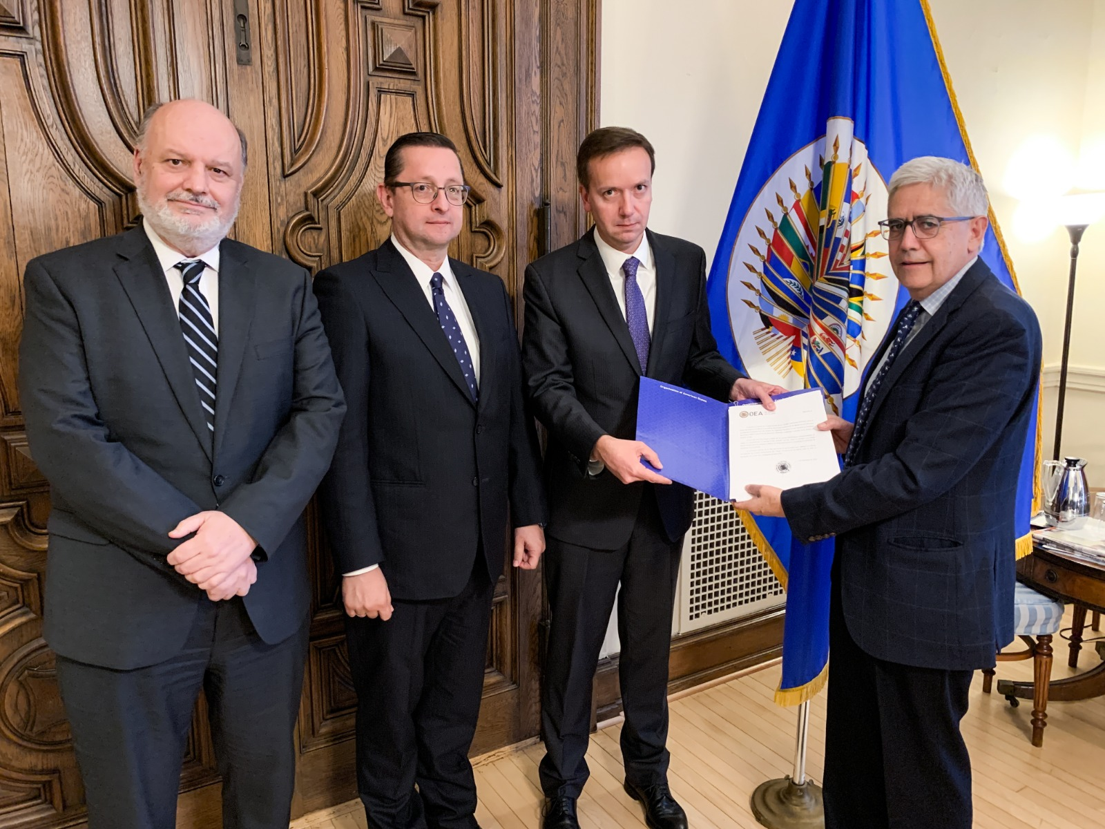 Ortiz exige procesos y sanciones para responsables de irregularidades en elecciones