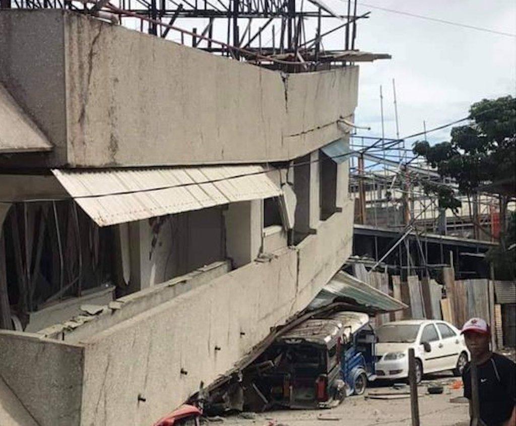 Terremoto de magnitud 6,8 sacudió la isla filipina de Mindanao