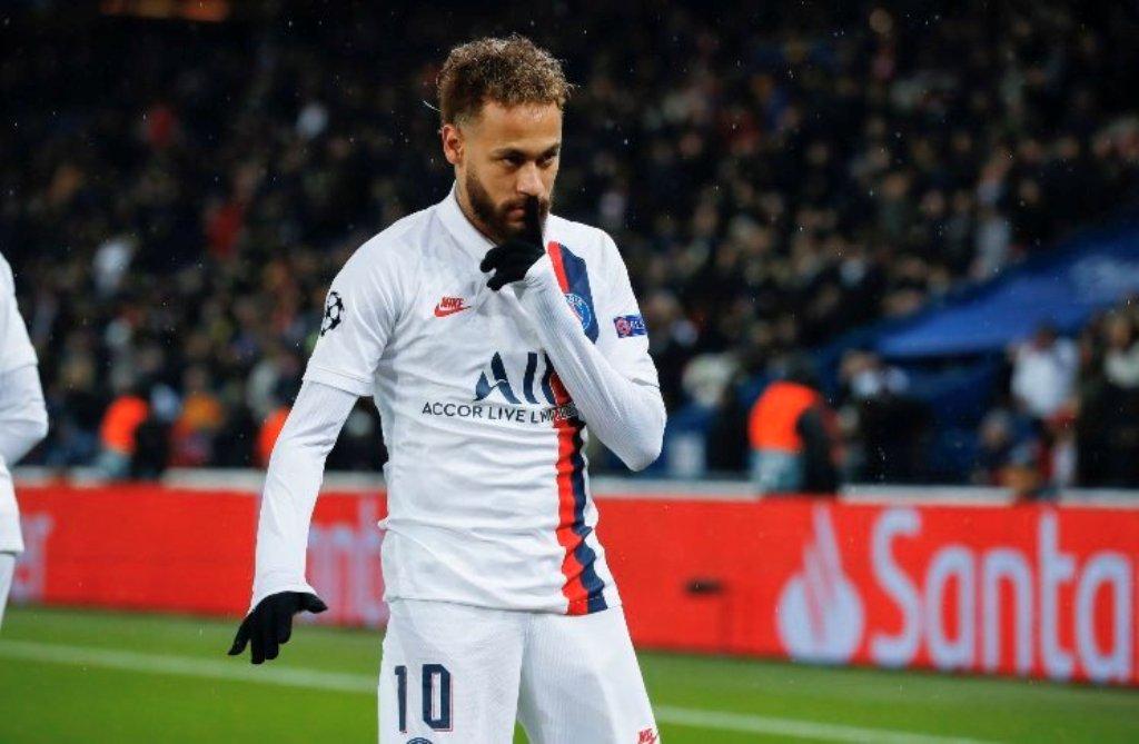 Neymar Jr.: mi prioridad es ganar con el París Saint Germain