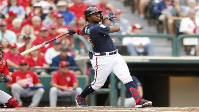 Ronald Acuña jr - MLB