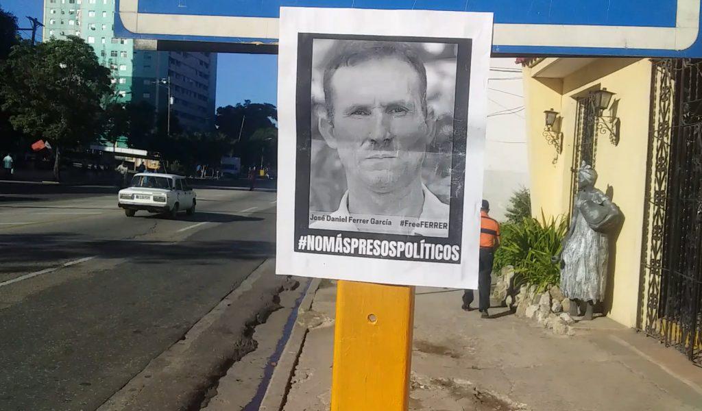 Cuba juzgará este miércoles al activista opositor José Daniel Ferrer