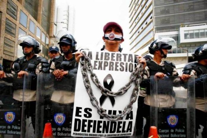 Libertad de expresión, libertad de prensa en Venezuela