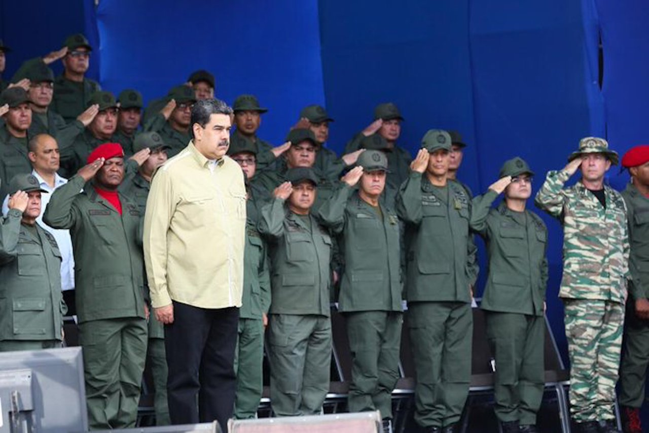 En Colombia están los enemigos de la Fuerza Armada venezolana — Maduro