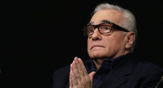 Martin Scorsese celular