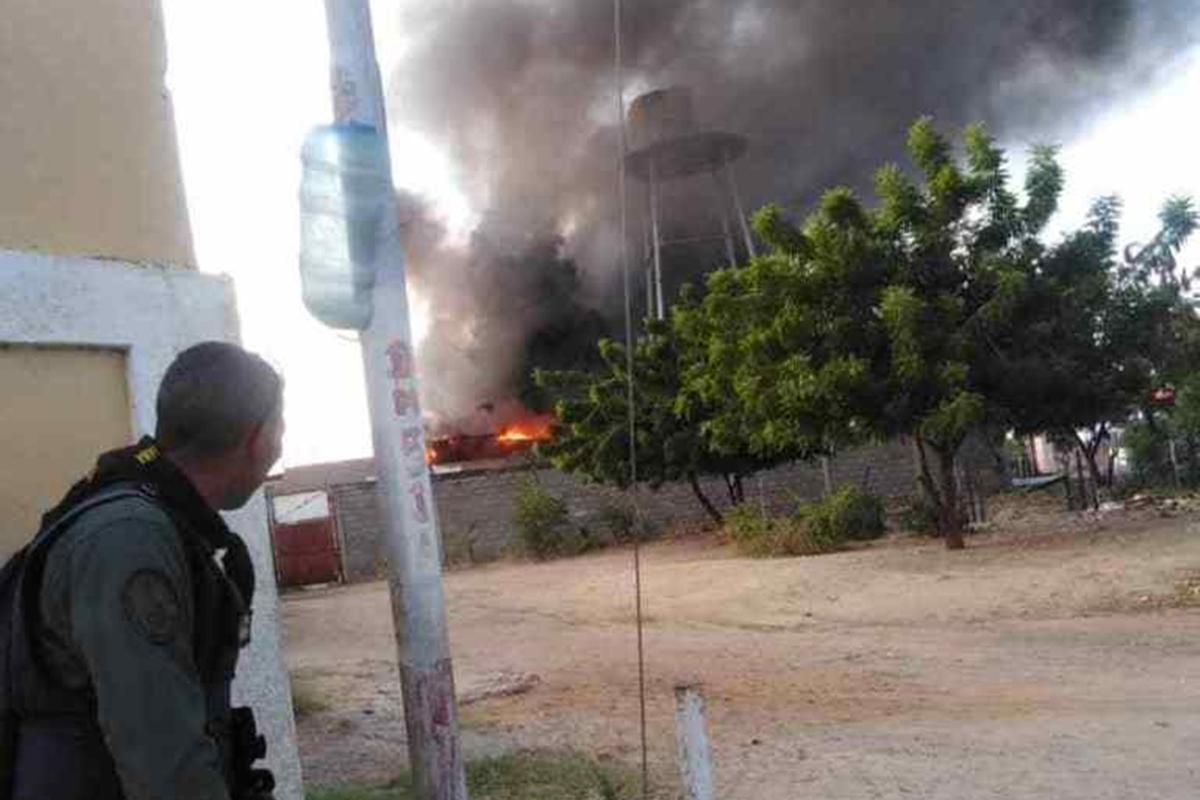 Cuatro muertos dejó motín en cárcel de Cabimas
