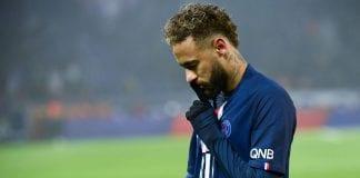 Neymar euros