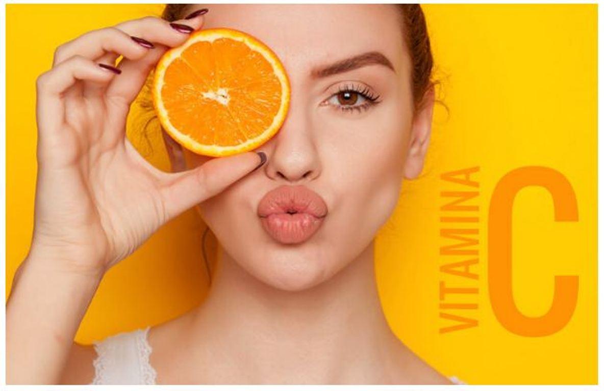 Vitamina suero la para del beneficios c piel de