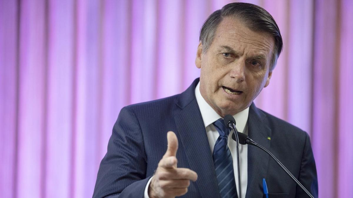 Bolsonaro anuncia que dio negativo en la prueba de coronavirus