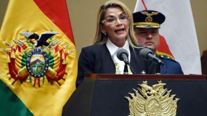 diplomáticos ley Bolivia Estados Unidos embajador