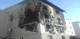 Incendio en urbanismo de Vargas dejó a cuatro niños quemados de gravedad