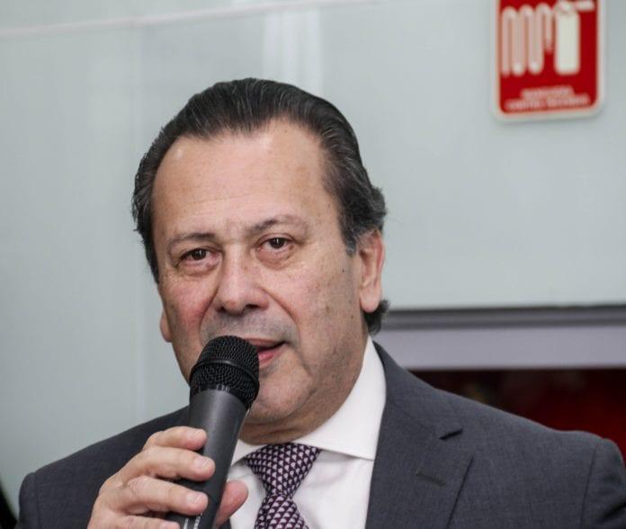 Luis Bernardo Pérez- Vicepresidente Digitel