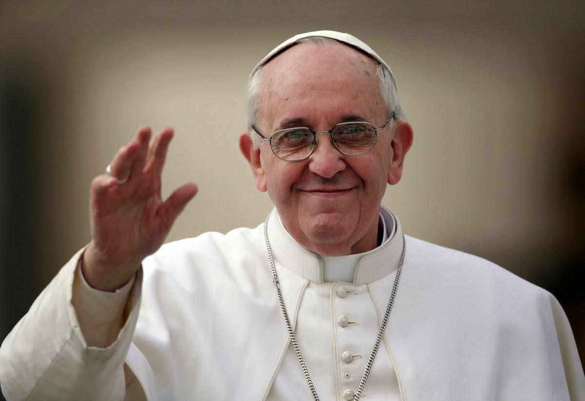 El papa Francisco celebra su cumpleaños 83