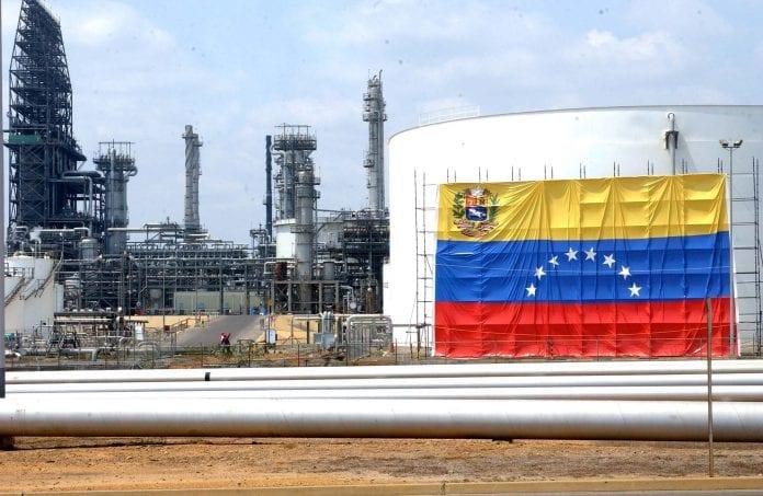 caída petróleo venezuela