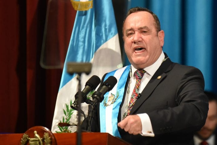 Alejandro-Giammattei-presidente-Guatemala