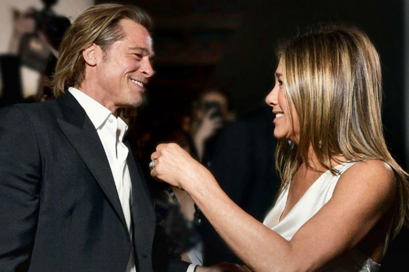Qué dijo Brad Pitt sobre su acercamiento a Jennifer Aniston